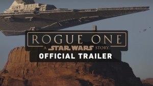 Star Wars: Rogue One (2016) video/trailer