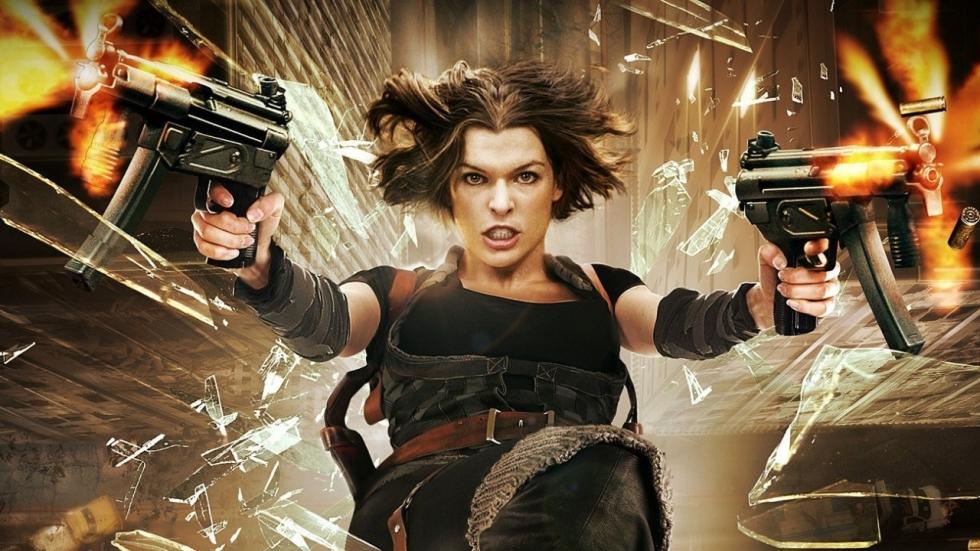 POLL: Resident Evil-films