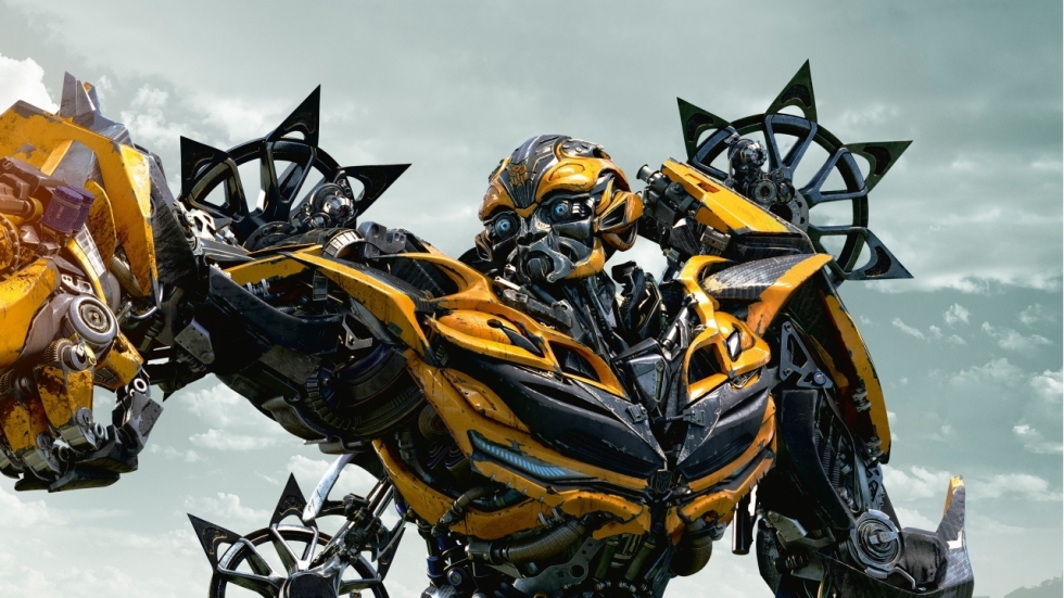 Eerste blik op robotvorm Bumblebee 'Transformers: The Last Knight'