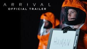 Arrival (2016) video/trailer