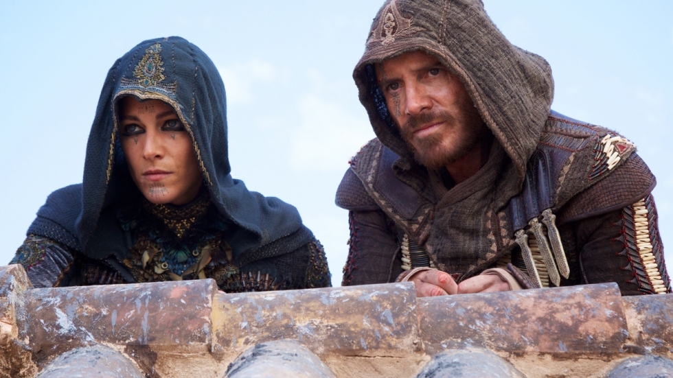 Toffe featurette over sprong in 'Assassin's Creed'