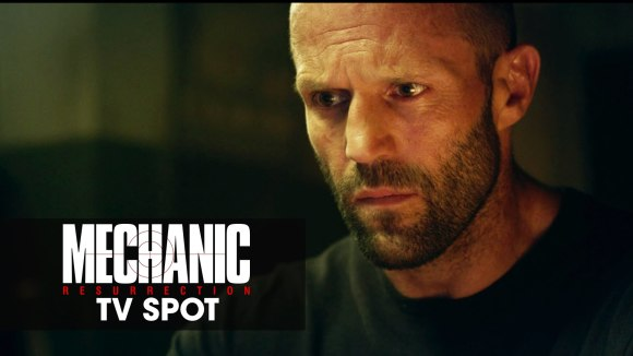 Mechanic: Resurrection - Official TV-spot: Eliminate