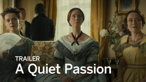 A Quiet Passion (2016) video/trailer