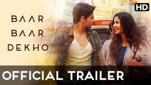 Baar Baar Dekho (2016) video/trailer