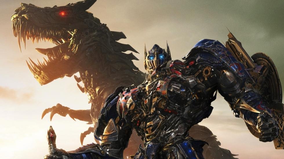 'Transformers: The Last Knight' reist terug in de tijd