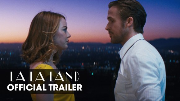 La La Land Official Trailer