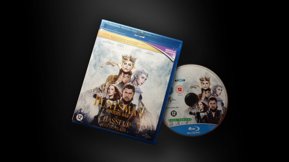 Blu-Ray Review: The Huntsman: Winter's War