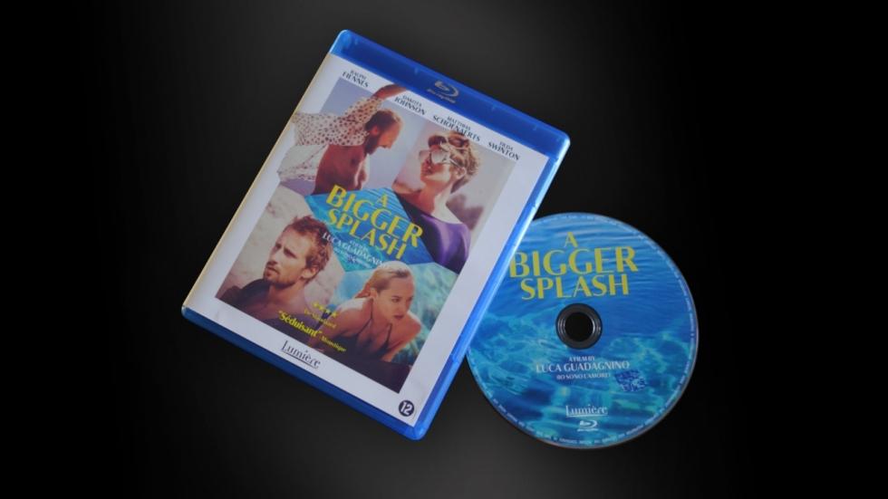 Blu-Ray Review: A Bigger Splash
