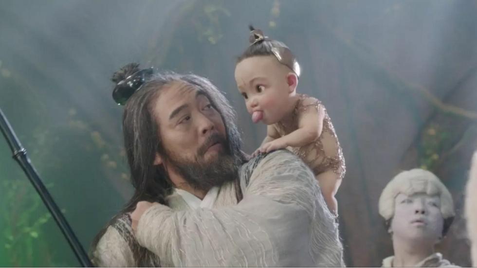 Trailer 'League of Gods': spectaculair fantasy epos