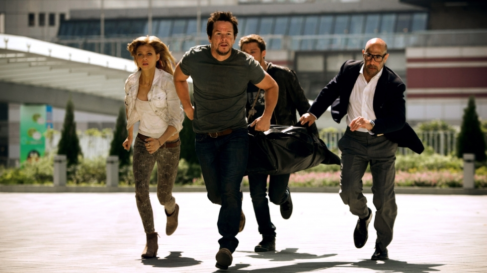 Stanley Tucci terug voor 'Transformers: The Last Knight'