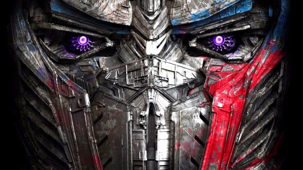 Laura Haddock op nieuwe setfoto's 'Transformers: The Last Knight'