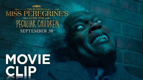 """Miss Peregrine's Home For Peculiar Children   """"Hold Barron Back"""" Clip"""