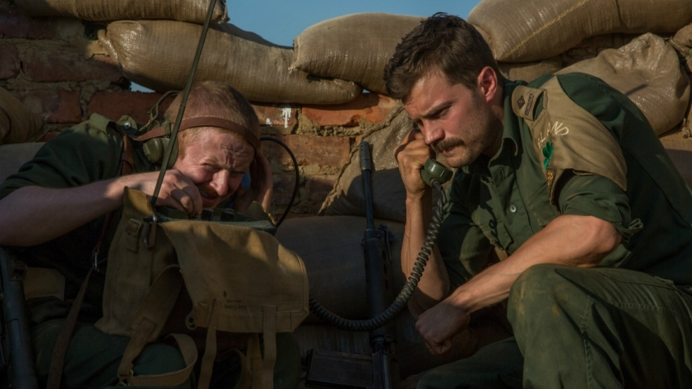 Trailer: Jamie Dornan vs. 3000 Congolese soldaten in 'The Siege of Jadotville'