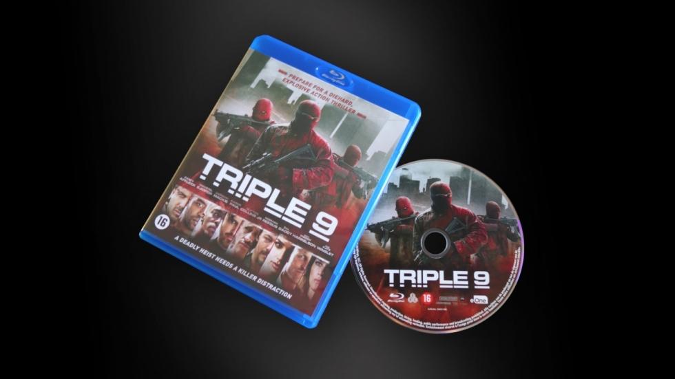 Blu-Ray Review: Triple 9