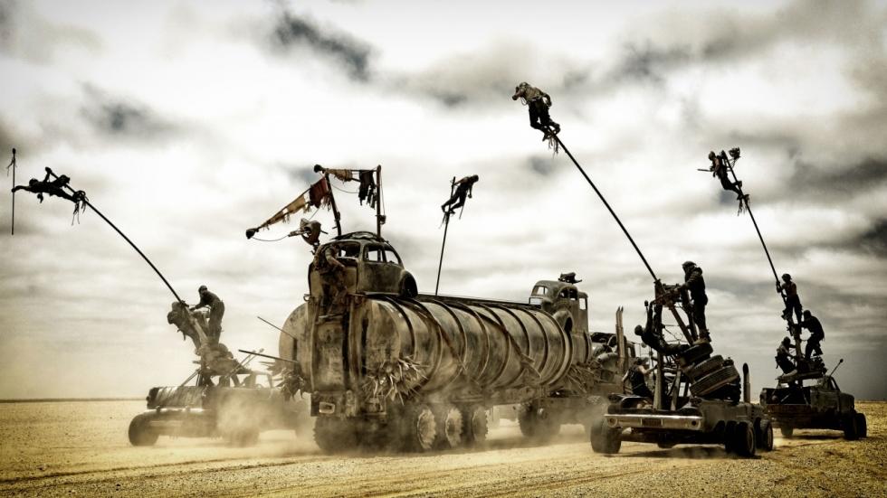 Video: 'Mad Max' ook zonder visuele effecten erg tof