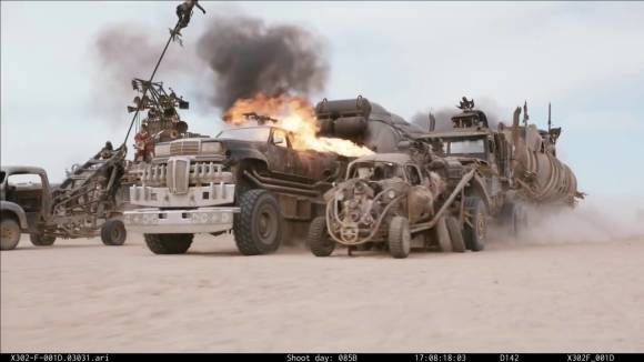 Fury Road - Crash & Smash