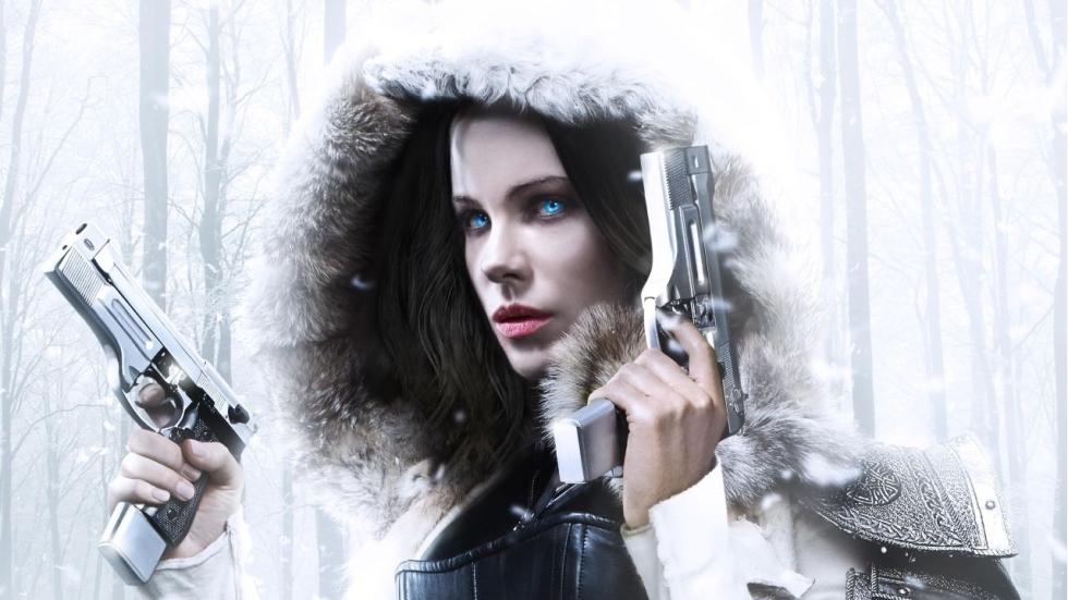 Kate Beckinsale beschermt haar bloedlijn op poster 'Underworld: Blood Wars'