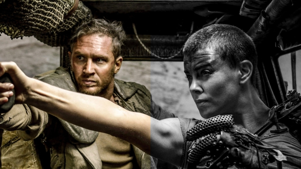 Blu-Ray Preview: Mad Max: Fury Road - Black & Chrome Edition