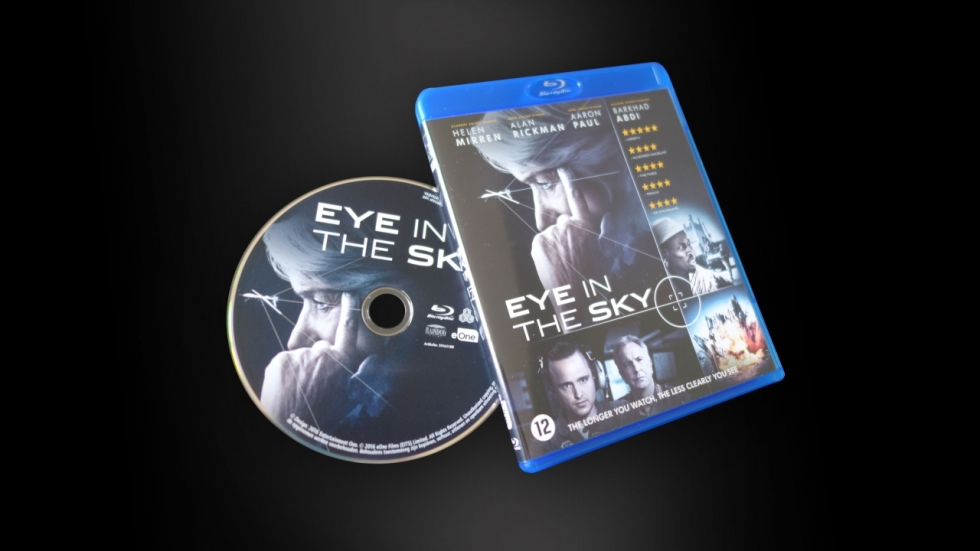 Blu-Ray Review: Eye in The Sky