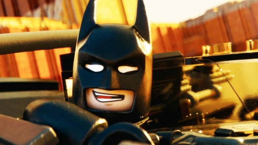 Nieuwe poster 'The Lego Batman Movie'
