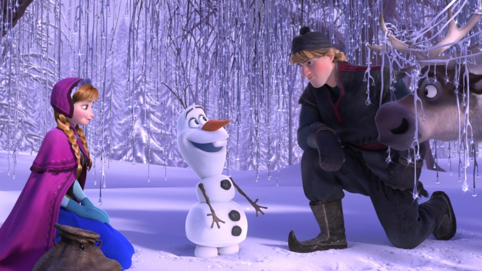 Script 'Frozen'-vervolg bijna af