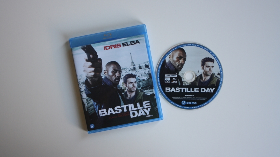 Blu-ray recensie: 'Bastille Day'