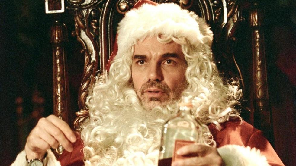 Teaser trailer 'Bad Santa 2': Billy Bob Thornton heeft er weinig zin in