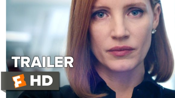 Miss Sloane - Official Trailer