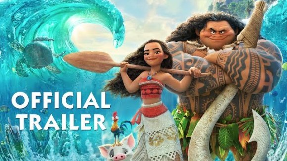 Moana - Official Trailer