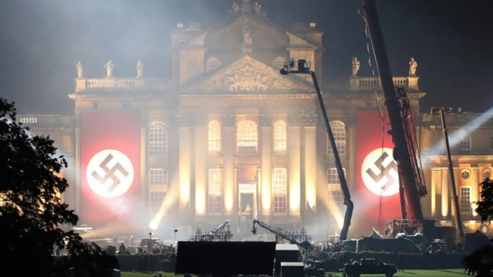 Nazi-invasie in 'Transformers: The Last Knight'