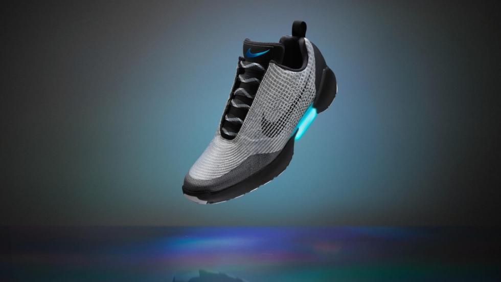 Nike onthult eindelijk échte 'Back to the Future'-schoenen