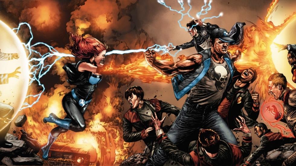 'Harbinger' wordt eerste film in Sony's superhelden-filmuniversum