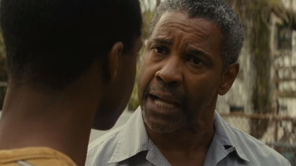 Denzel Washington in pakkende trailer 'Fences'!