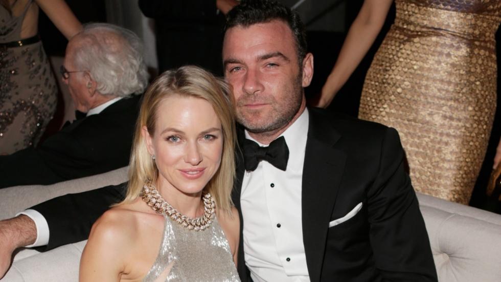 Liev Schreiber en Naomi Watts na 11 jaar uit elkaar