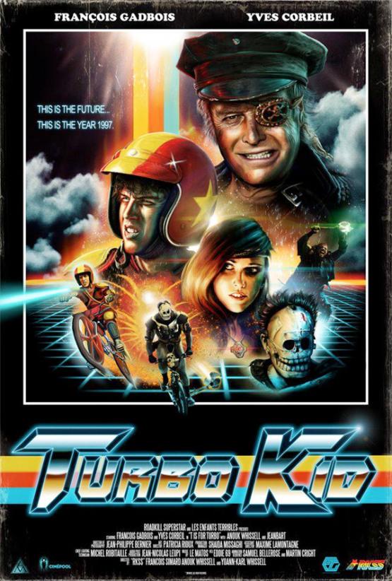 Volledige trailer 'Turbo Kid' is ouderwets bloederig
