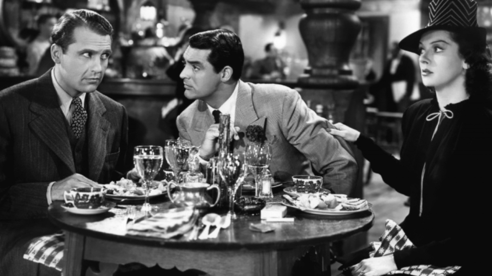 Flashback Friday: 'His Girl Friday' met Cary Grant