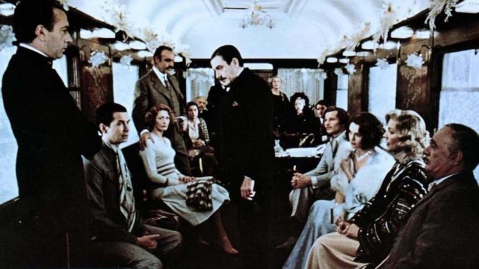 Depp, Ridley en Pfeiffer stappen op de 'Orient Express'