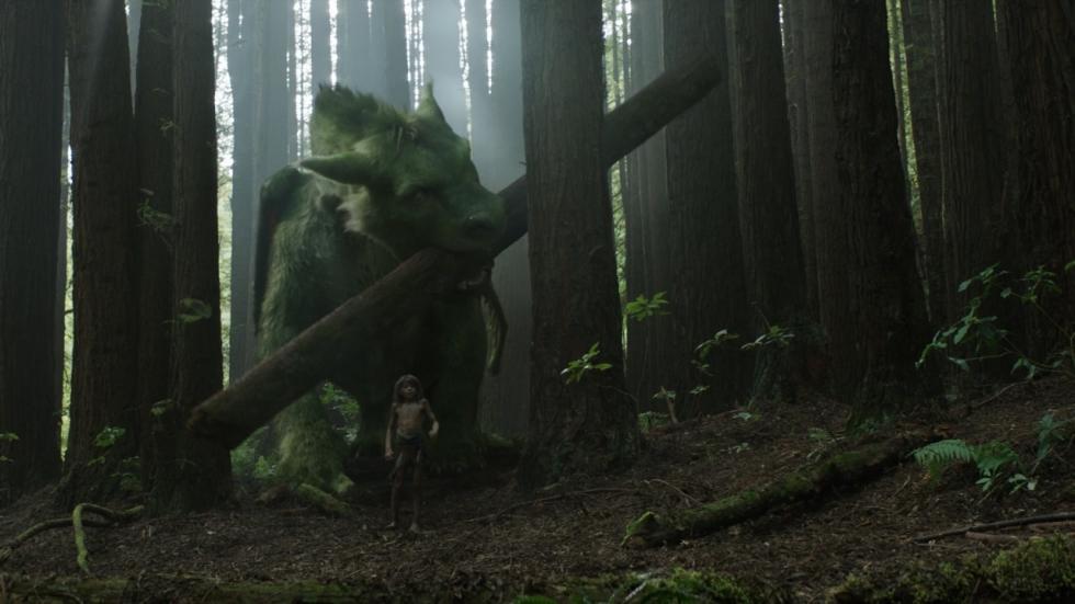 Alles over 'Pete's Dragon'