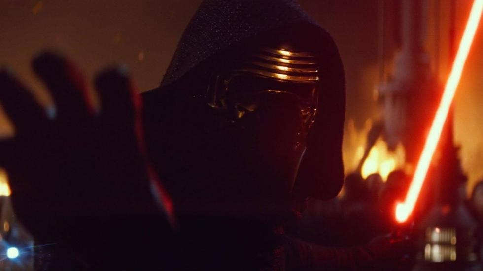 Adam Driver over de toon van 'Star Wars VIII'