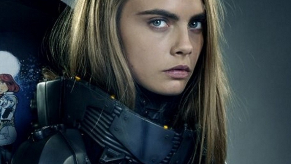 Nieuwe poster en foto's Luc Bessons 'Valerian and the City of a Thousand Planets'