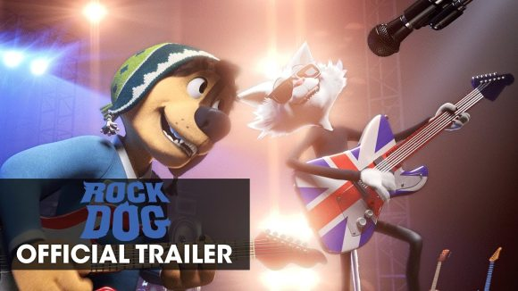 Rock Dog - Official Trailer