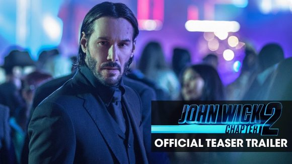 John Wick: Chapter Two - Official Teaser Trailer