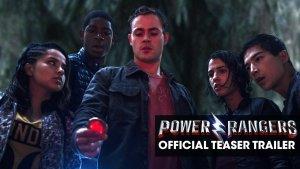 Power Rangers (2017) video/trailer
