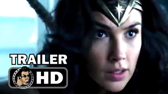 Wonder Woman - International Trailer 1