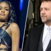 Zangeres Azealia Banks bedreigt Russell Crowe