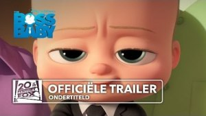 The Boss Baby (2017) video/trailer