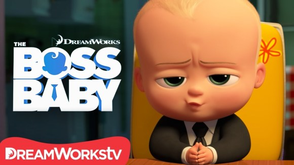 The Boss Baby - Teaser Trailer