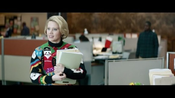 "Office Christmas Party TV-spot: ""Does Your Boss Do This?"""
