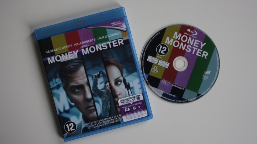 Blu-ray recensie: 'Money monster'