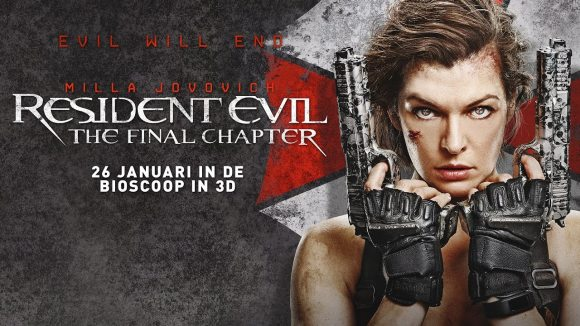 Resident Evil: The Final Chapter - HD trailer